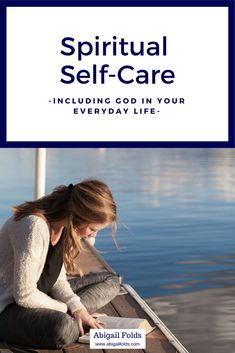 We hear a lot about physical self-care, mental self-care, and emotional self-care, but as Christians, taking care of ourselves spiritually is absolutely vital.  | #spiritualselfcare #selfcareforChristians #Christianselfcare