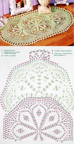 Trendy Crochet Table Runner Diagram Tablecloths Doily Patterns Informations About Trendy Cro Crochet Table Runner Pattern, Free Crochet Doily Patterns, Crochet Doily Diagram, Crochet Motifs, Crochet Art, Crochet Home, Thread Crochet, Vintage Crochet, Crochet Designs
