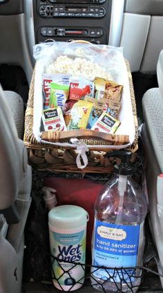 Frugal ideas for road trip snacks with kids! Tips for organizing the car & free printable checklist trip snacks, Road Trip Checklist: 10 Things to Do Before Your Next Car Trip Road Trip With Kids, Family Road Trips, Travel With Kids, Family Travel, Trips For Kids, Pack For Road Trip, Summer Road Trips, Toddler Travel, Camping With Kids