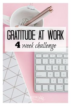 Join the Gratitude at Work 4 Week Challenge! Embark on a one month journey where your team will learn the benefits of gratitude, along with the steps to implement gratitude practices at work. The daily challenges are designed for in-person or virtual group interaction to help inspire, reduce stress, and become more mindful during your workday. Learn more and join today!