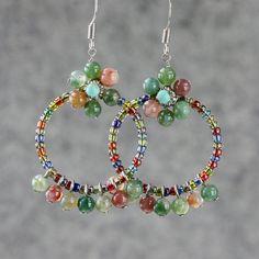 Resultado de imagen para earrings handmade designs
