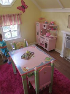 A Kids Playhouse. Totally, Completely, Wonderfully Awesome!!! Just Perfect  For Part 43
