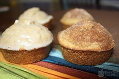 Healthy Doughnut Muffins .. **Tweak / make substitutions where necessary for THM / Low carb