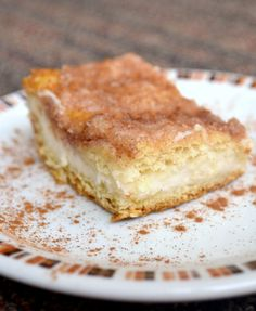 Easy and Delicious Sopapilla Cheesecake...I can not express enough how awesome this cake is! It's easy to make and everyone always raves about it.   Serve with canned cherry pie filling ( add a cup of frozen bing Cherries to the pie filling)!   Its delicious with or without the cherries. This is to die for!