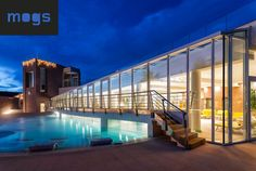 Mogs ISO 70 Tagliotermico - Hotel Terme Preistoriche, Montegrotto Terme (PD)