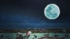 That Moon! #vikings #coop #comicart