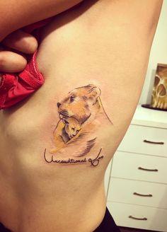 50 eye-catching lion tattoos that make you want to ink - Tatt .- 50 auffällige Löwentattoos, die Lust auf Tinte machen – Tattoo – … 50 eye-catching lion tattoos that make you fancy ink – tattoo – … – – # eye-catching # lion tattoos - Name Tattoos For Moms, Mommy Tattoos, Tattoo For Son, Leo Tattoos, Tattoos For Lovers, Tattoos For Daughters, Couple Tattoos, Body Art Tattoos, Tribal Tattoos
