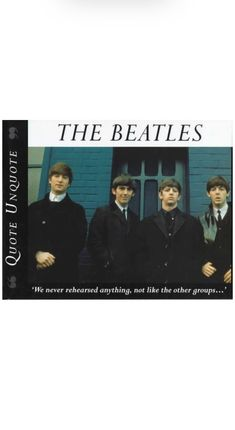 Beatles Quotes, Beatles Books, The Beatles, The Fab Four, Great Photos, Memoirs, How To Memorize Things, Songs, Thoughts