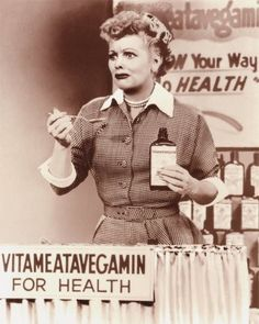 I love Lucy characters-i-wish-were-real