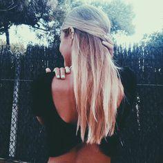 Cuff life / piercings and pretty hair