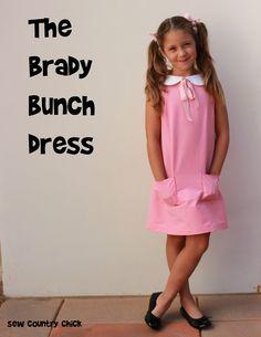 The Brady Bunch Dress
