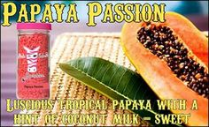 Pink Zebra Papaya Passion sprinkles smell like papaya and coconut. Go to www.pinkzebrahome.com/mrasley to order.