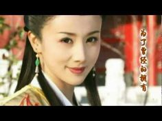 Beautiful Chinese Actresses in Ancient Costume - 08