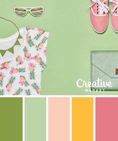 Alors que le soleil est enfin arrivé en France depuis quelques jours, le site CreativeMarket nous propose une sélection de 10 palettes de couleurs pastels à télécharger pour utiliser dans vos créations. On est fan ! 10 palettes de couleurs pastels à télécharger pour l'été 10 palettes de couleurs pastels à télécharger pour l'été 10 …