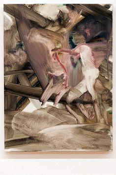 Cecily Brown - Untitled #99, 2009 Figure Painting, Painting & Drawing, Painting Inspiration, Art Inspo, Portrait Art, Portraits, Arte Popular, Art Portfolio, Contemporary Paintings
