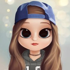Just brought the paid app , what do you think about our first dollify ? ❤️… Just brought the paid app , what do you think about our first dollify ? Kawaii Girl Drawings, Cute Cartoon Drawings, Cute Cartoon Characters, Cute Cartoon Girl, Cute Girl Drawing, Girly Drawings, Cartoon Kunst, Cartoon Girl Drawing, Cartoon Art