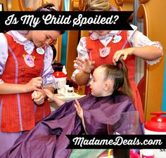 Is my child spoiled? Read and share with me your opinion http://madamedeals.com/child-spoiled/ #inspireothers #parenting #kids