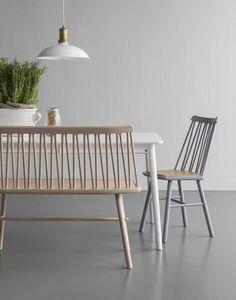 ZigZag by Hans K. Solid Wood Furniture, Furniture Design, Interior Decorating, Interior Design, Minimalist Home, Furniture Collection, Zig Zag, Scandinavian Design, Interior Inspiration