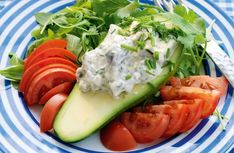 Healthy Crockpot Recipes, Veggie Recipes, Lchf, Healthy Fats, Healthy Life, Swedish Recipes, Happy Foods, Recipe For Mom, Vegetable Dishes