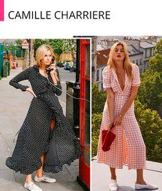 O Vestido Queridinho das Fashion Girls Dress Casual, Casual Chic, French  Girls, Summer 9d64a8d538