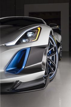 2017 Rimac Concept One Electric Hypercar Is Blazing Fast -  #carporn #electric #speed