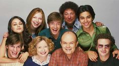That 70s Show Cast Photo