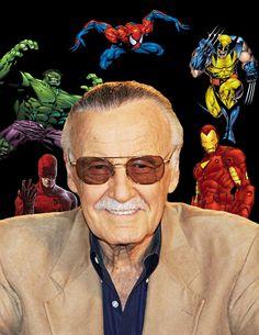 The Legendary Stan Lee