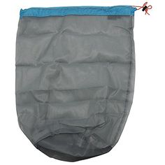 LAYs Mesh Stuff Sack Storage Bag for Travel Camping Hiking Outdoor Sports Backpack Sleeping Bag XL >>> You can find out more details at the link of the image. (Note:Amazon affiliate link)