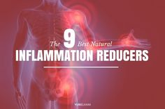 Inflammation is the root of many health problems. Add these 9 natural inflammation reducers to your diet and start feeling better, fast. Anti Inflammatory Drink, Inflammatory Foods, Arthritis Diet, Rheumatoid Arthritis Treatment, Different Types Of Arthritis, Reduce Inflammation, Chronic Pain, Chronic Fatigue, Alternative Medicine