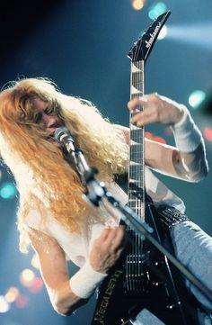 Dave Mustaine / Megadeth