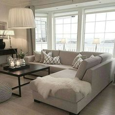 20+ Stylish Modern Living Room Decorating Ideas can make Your Cozy at Home - 87Designs