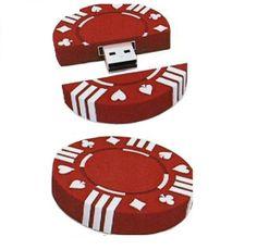 Promobilia poker chip USB