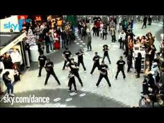 another flash mob!!!Got To Dance: Amazing Diversity Flash Mob ~AWESOME