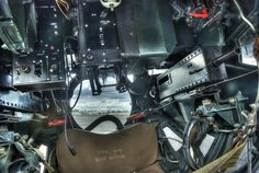 B-17 - Ball Turret Interior