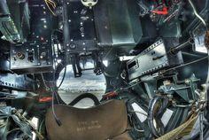 B-17 - Ball Turret Interior