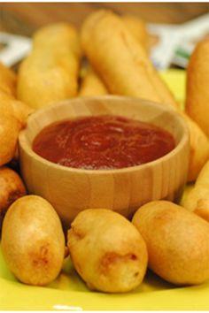 Chef Guga Rocha ensina receita de Corn Dog para alegrar o Dia das Crianças - Senhora Mesa