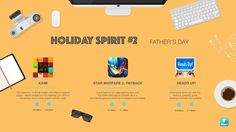 Give your father the joy of gaming with the selection of games #FathersDay  #mobilegames #indiedev #gamedev #appgame