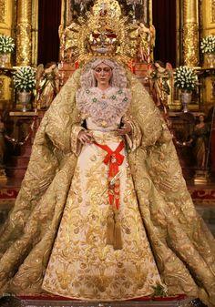 Maria Santisima de la Esperanza macarena