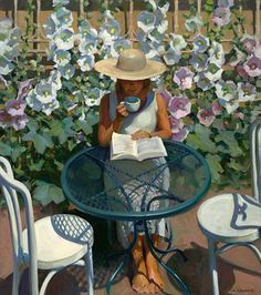 Earl Grey (2005). Jeffrey T. Larson (American, 1962 - ) At 17, Larson began studies at the renowned Atelier Lack, in Minneapolis. After completing his 4-year education there, he continued his training through museum study in the U.S. and Europe. Notice Larson's exacting use of natural light, dedication to working solely from direct observation, and ability to capture the quiet beauty in even the most mundane subject matter.--Collins Galleries