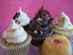 Temptations CupCakes  Located in Hayden and Coeur d'Alene, Idaho.  Delicious!!!!!