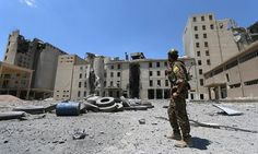 Syrian maternity hospital bombed, says Save the Children | World news | The Guardian