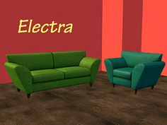Edge and Electra Seating