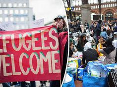 """THE famously liberal Swedes have turned against migrants after being pushed to breaking point in the struggle to cope with the """"totally unprecedented"""" influx of refugees, a new poll says."""