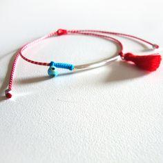 Macrame Bracelets, Handmade Bracelets, Clay Jewelry, Gemstone Jewelry, Jewelry Patterns, Friendship Bracelets, Jewerly, Gemstones, Beads