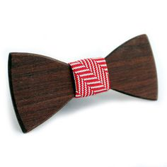 Clifford Wood Bow Tie, $49, now featured on Fab.