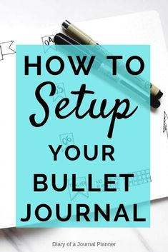 Bullet Journal And Diary, Bullet Journal For Beginners, Bullet Journal How To Start A, Bullet Journal Junkies, Bullet Journal Spread, Bullet Journal Ideas Pages, Bullet Journal Inspiration, Bullet Journals, How To Journal