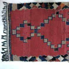 shop that sells vintage ethnic rugs