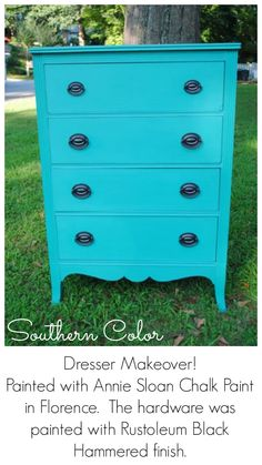 Southern Color Guestroom Makeover: ASCP in Florence