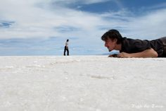 Illusion Photography, Art Photography, Perspective, Uyuni Bolivia, Beach Pictures, Optical Illusions, Gopro, Grande, Water