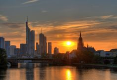 Frankfurt am Main, Germany. Apple District great for a stroll and a quiet meal in a small cafe
